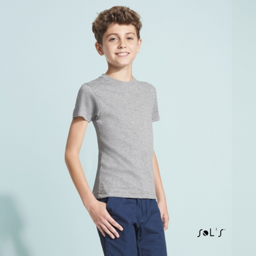 T-shirts Sol´s Regent Fit Kids