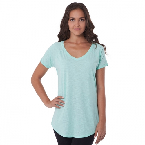 T-shirts Jhk Urban Slub Lady
