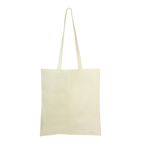 Pano cru Saco Tote Bag 180gr Natural